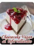 Cheesecake al tofu...