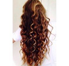 curly hair inspo
