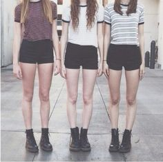 Cute outfits for combat boots