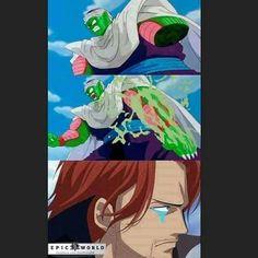 Shanks is jealous One Piece Meme, One Piece Funny, One Piece Comic, One Piece Fanart, Manga Anime One Piece, Anime Manga, Anime Mems, One Piece Pictures, Anime Crossover