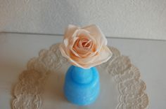 ハンドメイドマーケット minne(ミンネ)  pink rose candle