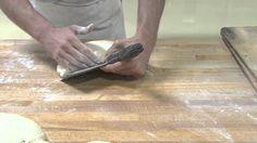 High Hydration dough Shaping