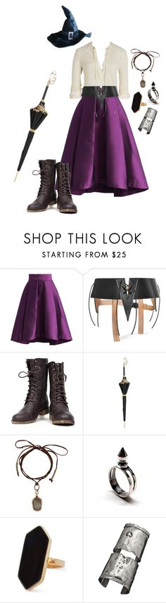 """""""Taako (The Adventure Zone)"""" by underratedships0 ❤ liked on Polyvore featuring Ella Moss, Chicwish, Tom Ford, Pasotti Ombrelli, Love Heals, Jaeger, Citrine by the Stones, theadventurezone, taako and podcasr"""