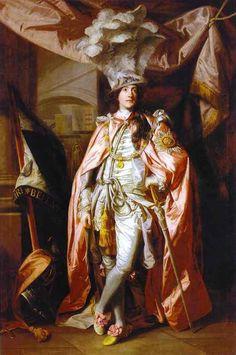 International Portrait Gallery: Retrato de Lord Bellamont