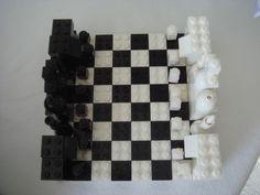DIY LEGO Chess Set Tutorial