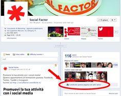 """#Facebook ha fatto risorgere la funzione """"Condividi questa pagina con altri amici"""" http://fb.me/socialfactor.it la si visualizza solo se almeno 1 dei tuoi amici ha già fatto Mi Piace su quella Pagina"""