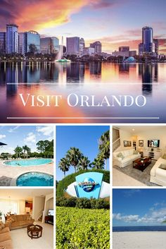 Orlando vacation rentals for your getaway! Start planning your family vacation to Orlando, one of the top destinations in the U.S.! #vacation #Florida