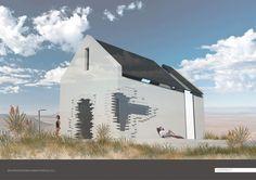 PORTFOLIO - Michelapenso #PRESENTATION #ARCHITECTURE #CONCEPT #KAROO #SOUTHAFRICA