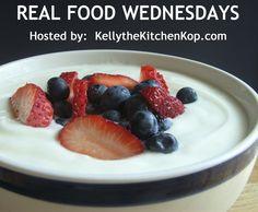 Real Food Wednesdays