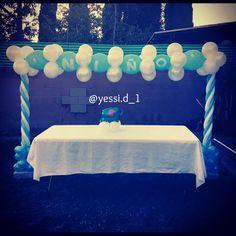 It's a boy #balloons #esunniño #globos