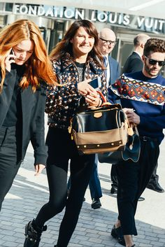 Tommy Ton's Best Pics From Fashion Month - Gallery Slide 1