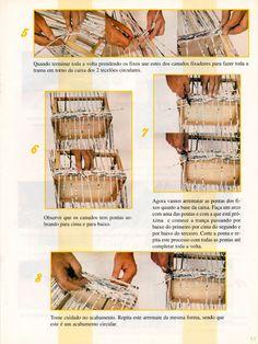 Artes by Cachopa: Canudo de jornal