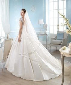 San Patrick 2014 Spring Bridal Collection - Pictures by WeddingsofJoy.com
