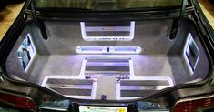 #BecauseSS 1996 Chevrolet Impala SS 96 car audio trunk custom install amps