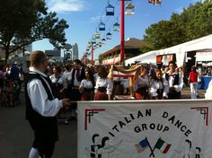 Festa Italiana Grand Parade 2012