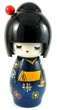 Decor Blushing Girl Pink Kimono Japanese Kokeshi Doll Wooden Toy- Blue MY http://www.amazon.com/dp/B00FJ2FISI/ref=cm_sw_r_pi_dp_JNsuub0XTJDTJ