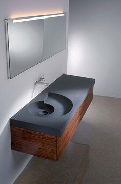 creative modern sinks