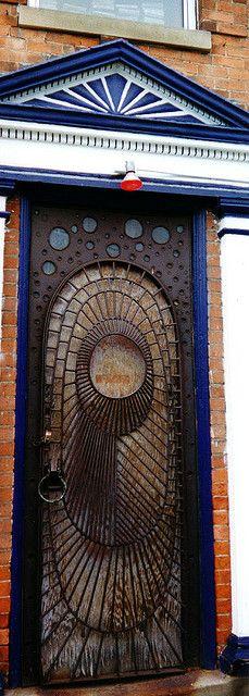Interesting #door