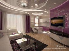 Ceiling Design Living Room, Home Room Design, Living Room Designs, Luxury Bedroom Design, Interior Decorating, Interior Design, Flower Wall Decor, Floor Design, Luxurious Bedrooms