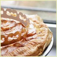 La Galette des Rois - king cake recipe