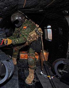 Ametralladoras MAG-58 y M3M para los helicópteros de las FAMET, defensa.com