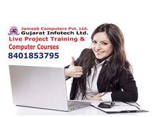 #Live #project #training in #Ahmedabad