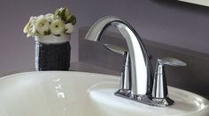 KOHLER Alteo Chrome Centerset faucet for guest bath if we purchase new vanity