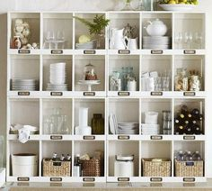 A storage lovers dream perhaps?  See the Style Project for other great storage tips and ideas.