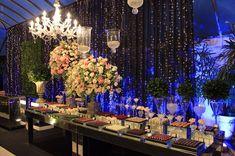 Querem ver uma decoração de casamentode babar? Então não percam o post de hoje do Blog! Quando a equipe da In-Color me mandou essas fotos, confesso que fiquei comp...