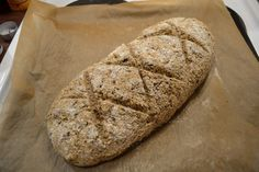 Hiivaton ja gluteeniton leipu