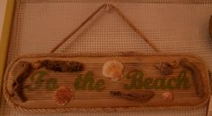 Driftwood sign Driftwood Signs, House Names, Name Plaques, Picnic, Basket, Lettering, Drawing Letters, Picnics, Texting