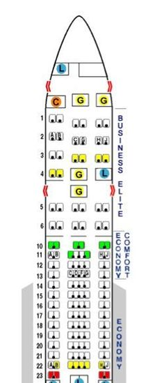 Seat Guru - Why you should use it before you book your next flight