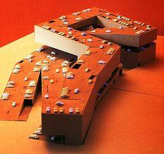 NL Architects | Aparacamiento ParkHouse Carlstadt | Amsterdam: Holanda | 1996