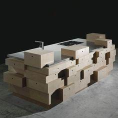 The Drawer Kitchen