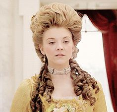 The Scandalous Lady W Rococo Fashion, Natalie Dormer, Fantasy Hair, Marie Antoinette, Costume Design, Hairstyle, Actresses, Period Dramas, Bride