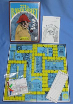 221b baker street game 1977 trans am pictures
