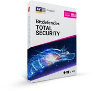 Bitdefender Total Security Multi-Device 2019 (1 Year 5 Users) Download