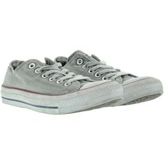 Converse Shoes (260 BRL) ❤ liked on Polyvore featuring shoes, smoke, converse shoes and converse footwear