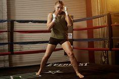 Reebok Combat Sports-Ronda Rousey, Connor McGregor on Behance