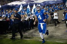 BYU hopes for record-setting offense with the return of Taysom Hill