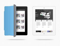 iPad PSD Web Preview Mockup - Free Photoshop Download | Best PSD Freebies