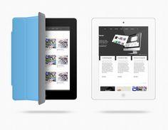 iPad PSD Web Preview Mockup - Free Photoshop Download | Best PSD Freebies