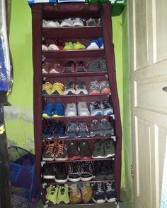 Finally found a proper storage for sneakers  #nike #snkrhd #newbalance #adidas #puma #piero #airmax #nb1500 #kd5 #adidasoriginals #zxflux #trinomic #kicksonfire #pieroindonesia #ISTkicks #kickstagram #kicks0l0gy #sneakerhead #hypefeet #sneakerrotation #hyperfr3sh #adidasneo #rosherun #reebok #asics #diadora by eh_rexzy