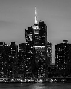 Empire State Building, New York Skyline, Travel, Viajes, Traveling, Trips, Tourism