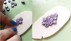 Tutorial ~ Making a Polymer Clay Pendant using a Makin's Clay Extruder – The Crafty Network