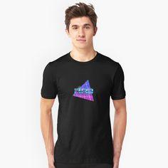 'Rainbow Pride Flag Vertical Pride Stripe' Fitted Scoop T-Shirt by Love T Shirt, My T Shirt, Sarcastic Shirts, Vintage T-shirts, Rainbow Pride, Gay Pride, Pride Flag, Tshirt Colors, Chiffon Tops