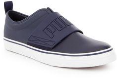 fe12f2e4e02 Puma Men s El Rey Fun Leather   Rubber Slip-On Sneakers Puma Mens