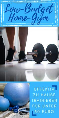 Diese Gadgets kriegst Du für weniger als 50 Euro und ermöglichen Dir effektiv Muskel aufzubauen. #zuhausetrainieren #trainingzuhauseworkout #fitnessgerätefürzuhause