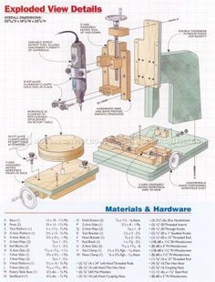 #1624 DIY Milling Machine - Router Tips, Jigs and Fixtures