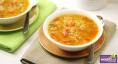 Spicy Quinoa Soup Recipe